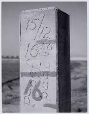 2de proefpaal 9 maart 1966
