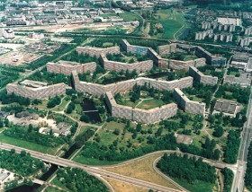Bijlmer, EG-gebied voorheen