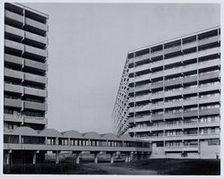 binnenstraat 2 flatgebouwen