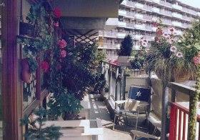 Hakfort,-balkon,-eind-'70