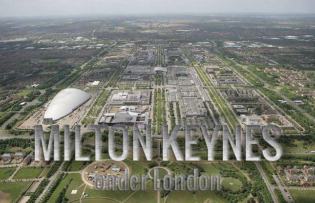 milton-keynes,-stad