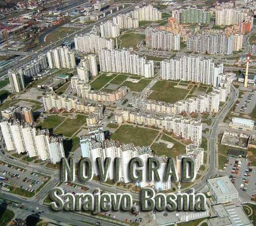 novi-grad,-sarajevo,-bosnia