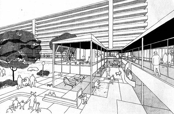 paviljoens-in-bijlmer-1967