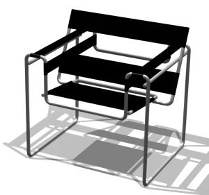 Bauhaus_Chair_Breuer